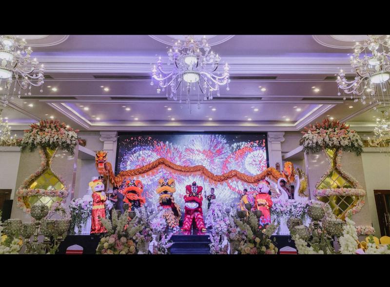 Trung tâm Hội nghị - Tiệc cưới Mai Hồng Phúc