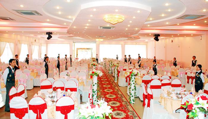 Trung tâm hội nghị tiệc cưới MiMi Palace Bình Dương