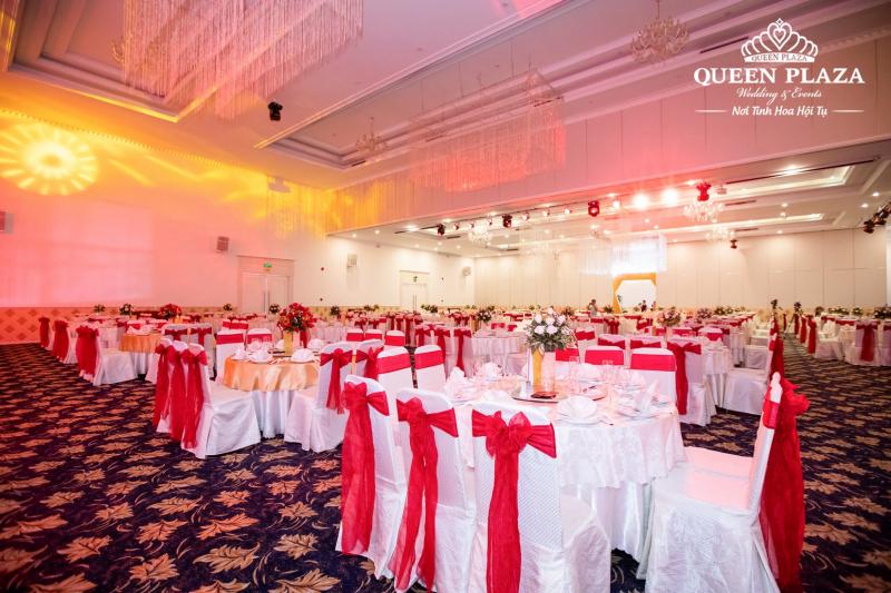 Trung tâm hội nghị tiệc cưới Queen Plaza Kỳ Hòa