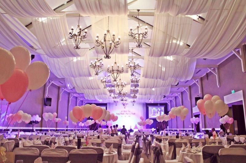 Trung tâm Hội nghị Tiệc cưới Riverside Palace được biết đến như một hệ thống các nhà hàng cao cấp, khách sạn 5 sao