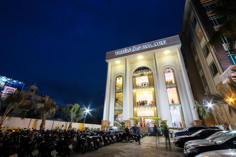 Trung tâm hội nghị tiệc cưới Thiên Ân Palace