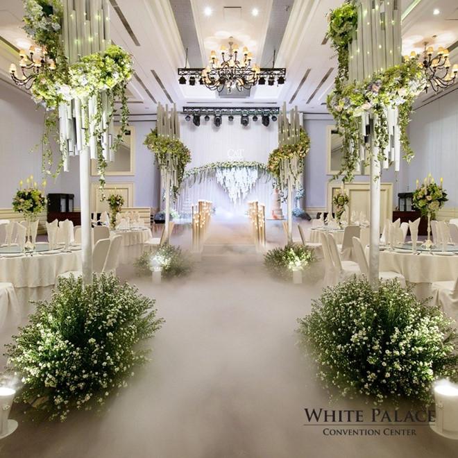 Trung tâm hội nghị, tiệc cưới WHITE PALACE