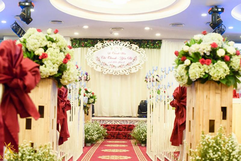 Trung tâm Hội nghị và Tiệc cưới Kalina