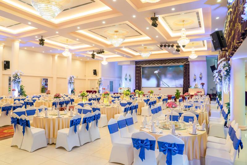Trung tâm Tiệc cưới & Hội nghị Khách sạn Đệ Nhất