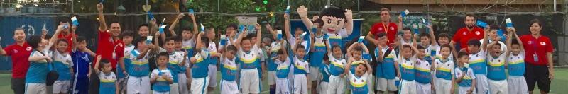 Trung tâm huấn luyện thể thao Ngôi Sao Bóng Đá Việt Nam Nhật Bản - VJSS