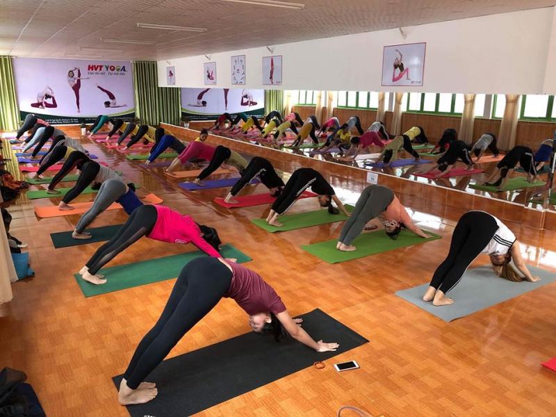 Trung tâm HVT Yoga