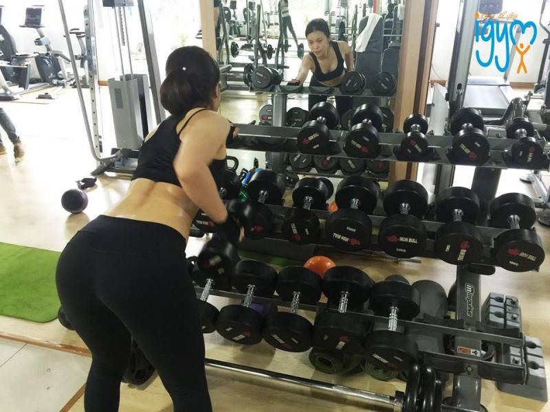 Trung tâm Igym Fitness & Yoga Center