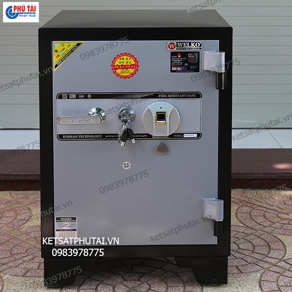 Trung tâm nội thất – két sắt Phú Tài