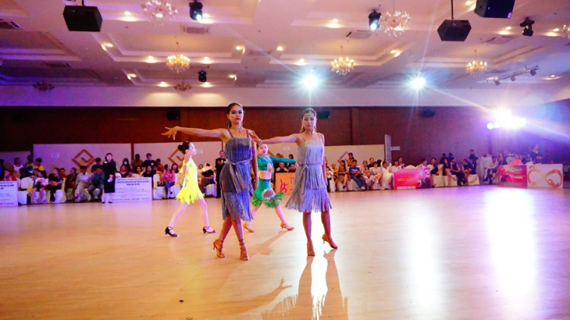 Trung tâm Khiêu Vũ Dance Passion nhận đào tạo học viên mọi lứa tuổi, mọi trình độ, mọi nhu cầu