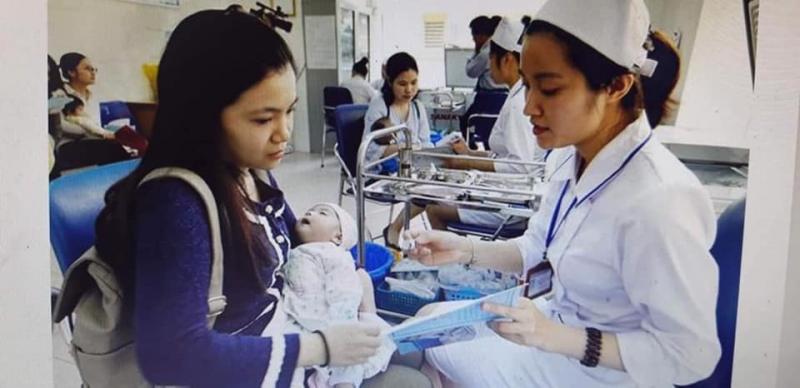Trung tâm Kiểm soát bệnh tật tỉnh Hà Tĩnh