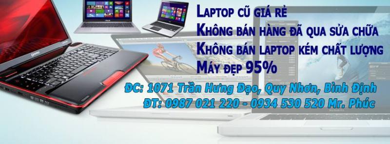 Trung tâm Laptop Quy Nhơn – Ngọc Phúc Laptop