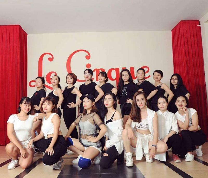 Thời gian linh hoạt là ưu điểm lớn nhất của Le Cirque Dance studio.
