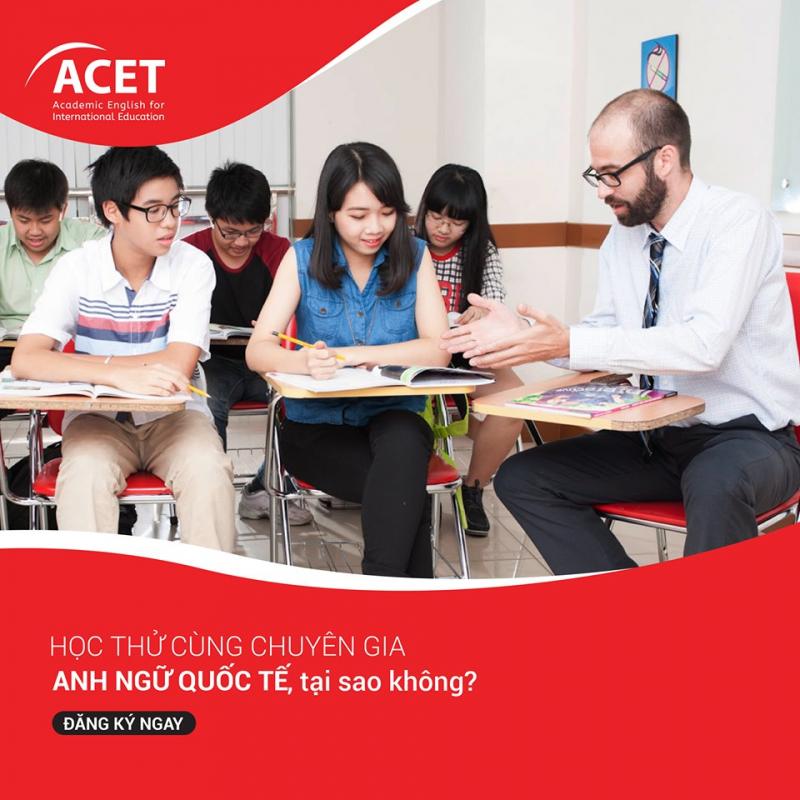 Tự tin luyện thi cũng giáo viên bản xứ giàu kinh nghiệm