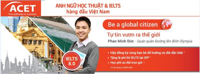 Anh ngữ học thuật & IELTS hàng đầu Việt Nam