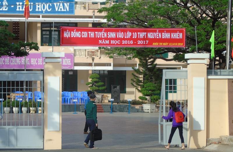 Trung tâm luyện thi đại học Nguyễn Bỉnh Khêm