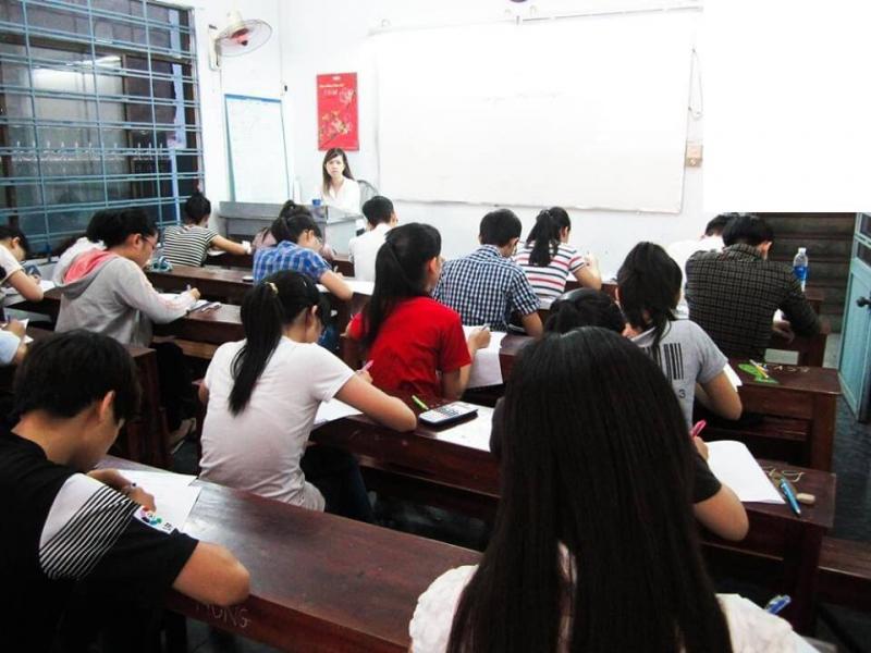 Trung tâm Luyện thi đại học Tài Tâm