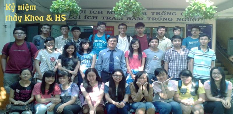 Trung tâm luyện thi đại học Tri Thức Việt