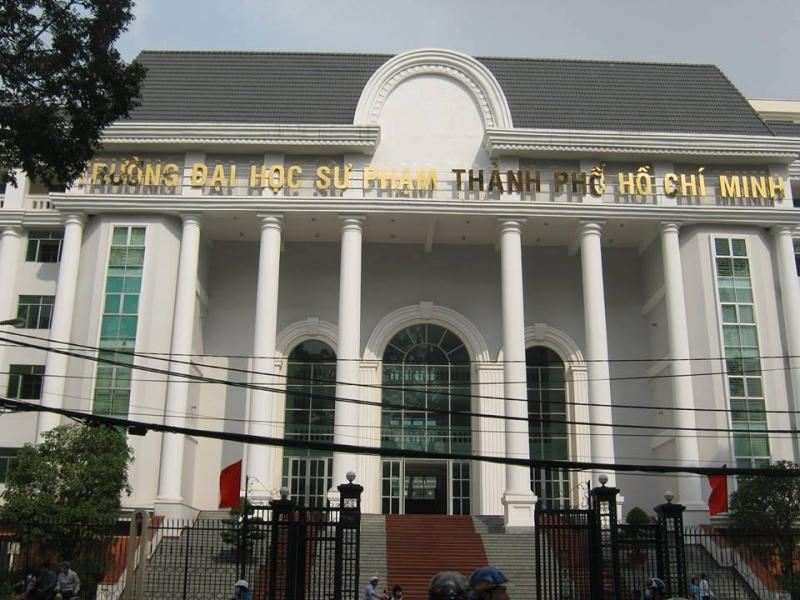 Trường đại học sư phạm TP. Hồ Chí Minh