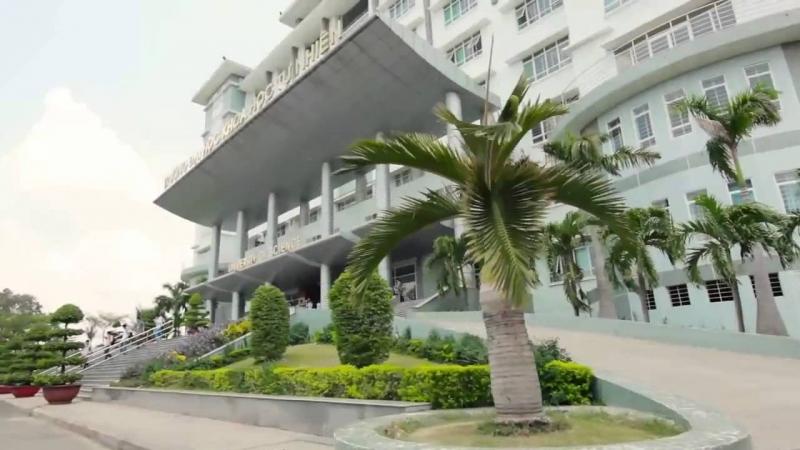 Đại học KHTN tp Hồ Chí Minh