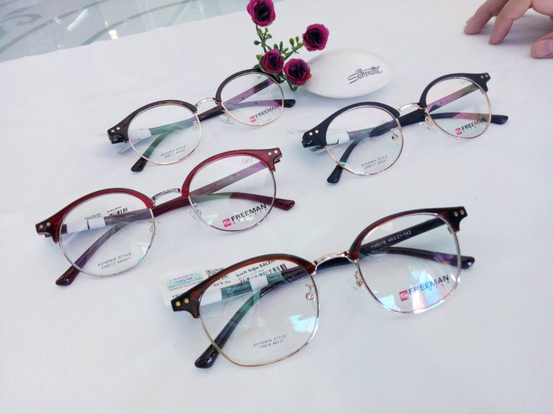 Trung tâm mắt kính Salem optical