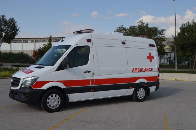 Dịch vụ cho thuê xe cứu thương của Medi Heathcare. Ảnh minh họa.