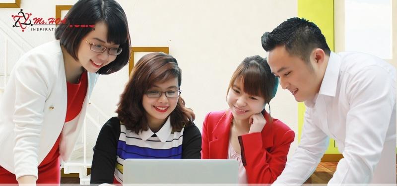 Học tiếng Anh giao tiếp tại Ms Hoa