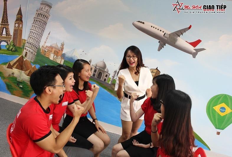 Trung tâm Ms Hoa - trung tâm Anh ngữ uy tín nhất dành cho người đi làm
