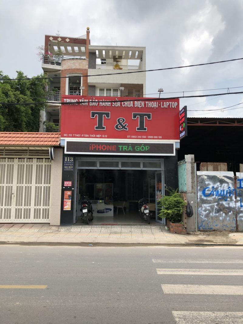 Trung Tâm Mua Bán Sửa Chữa Điện Thoại T&T