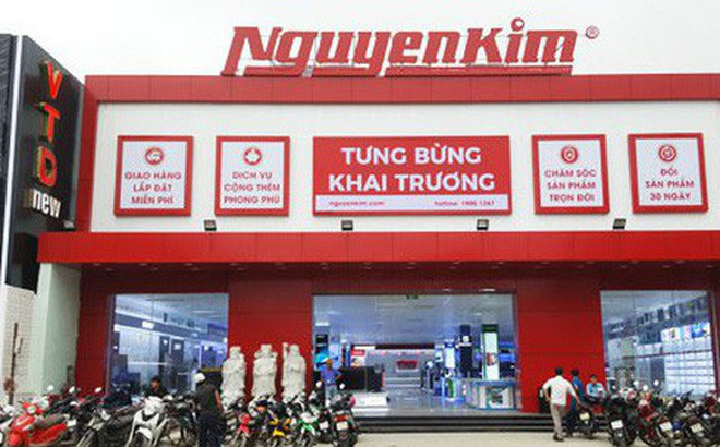 Một chi nhánh của Nguyễn Kim