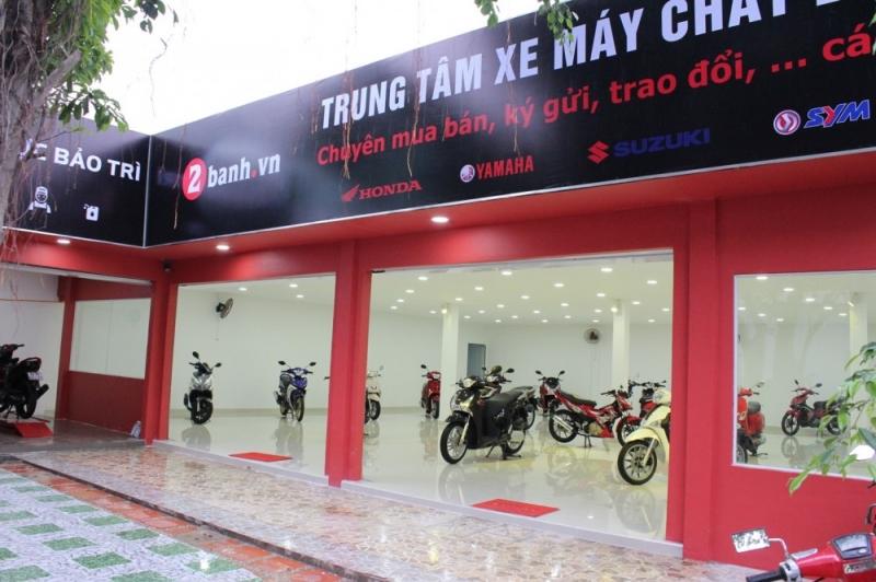 Trung tâm mua xe máy cũ 2banh
