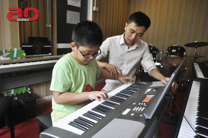 Trung tâm Nghệ thuật Adam - trung tâm dạy đàn Organ chất lượng tại Hà Nội