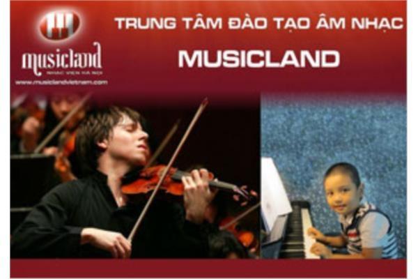 Trung tâm đào tạo Âm nhạc Musicland Hà Nội