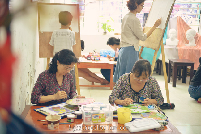 Trung tâm nghệ thuật Hoa Tâm