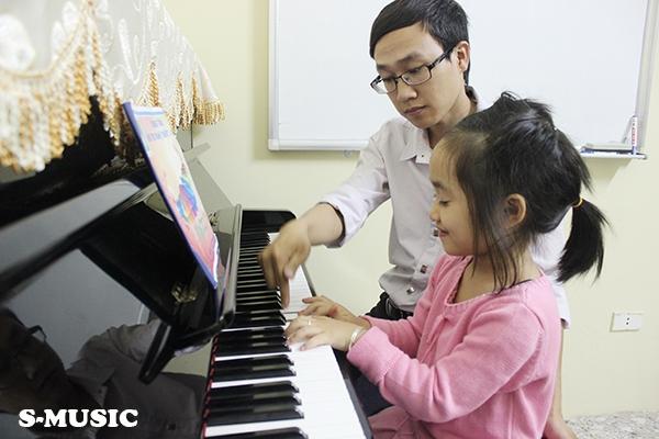 Trung tâm nghệ thuật S – Music -  trung tâm dạy đàn Organ chất lượng tại Hà Nội