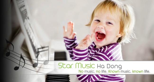 Trung tâm nghệ thuật Star Music - trung tâm dạy đàn Organ chất lượng tại Hà Nội