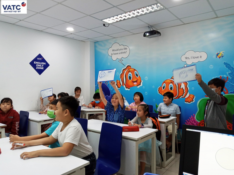 Trung tâm ngoại ngữ - Anh ngữ Việt Mỹ VATC