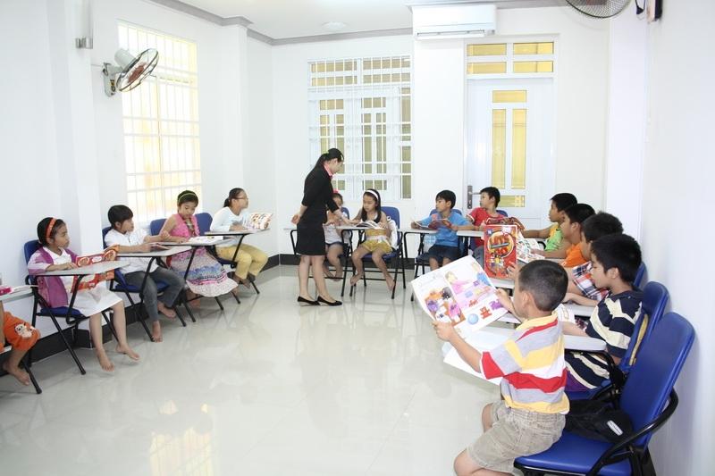 Trung tâm ngoại ngữ Bắc Âu Nha Trang