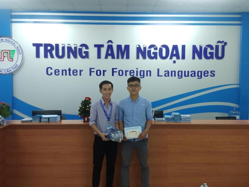 Trung tâm Ngoại ngữ Cần Thơ