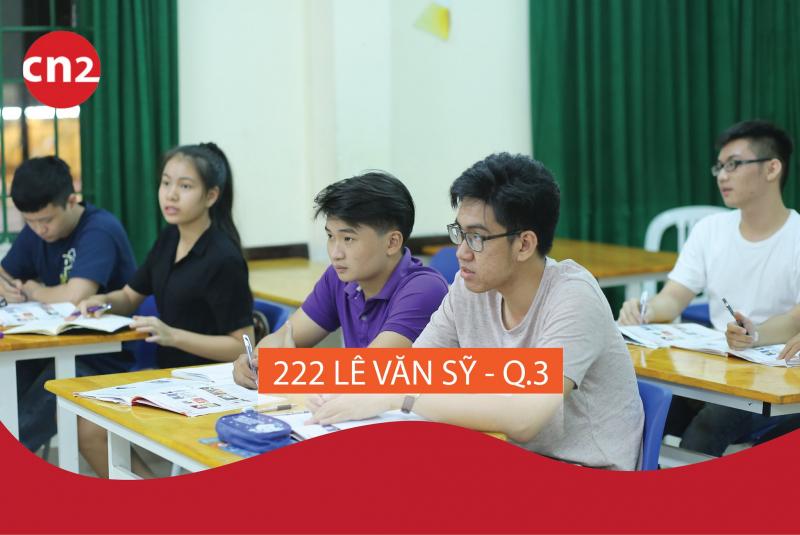 Trung tâm Ngoại ngữ Đại học Sư phạm TPHCM (chi nhánh 2)
