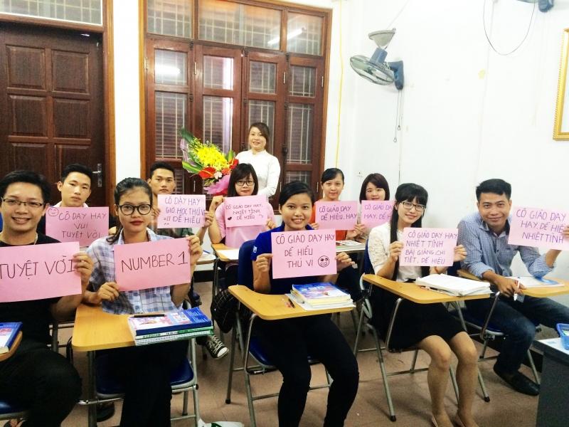 Trung tâm Ngoại ngữ Đông Phương