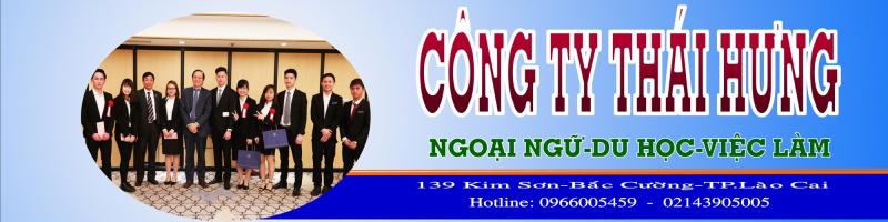 Trung tâm ngoại ngữ du học Thái Hưng