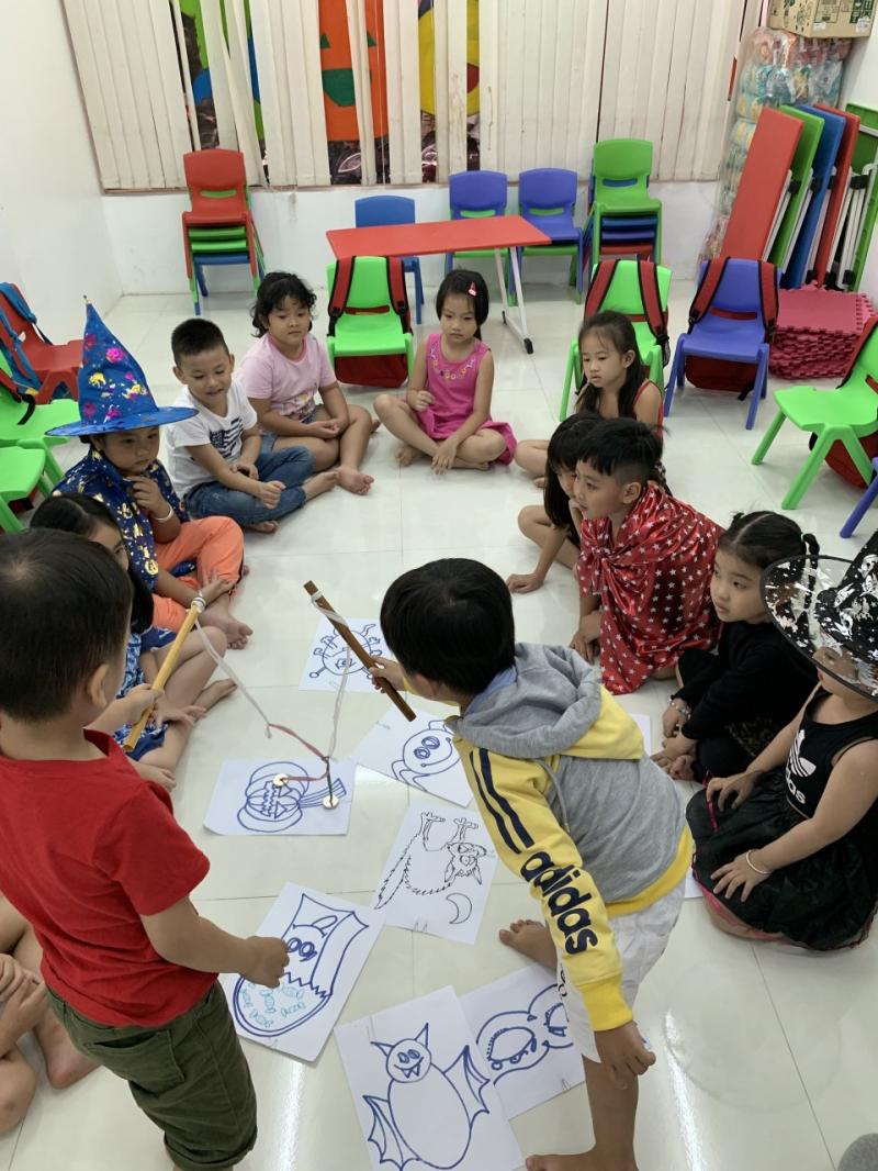 Trung tâm ngoại ngữ Dương Minh