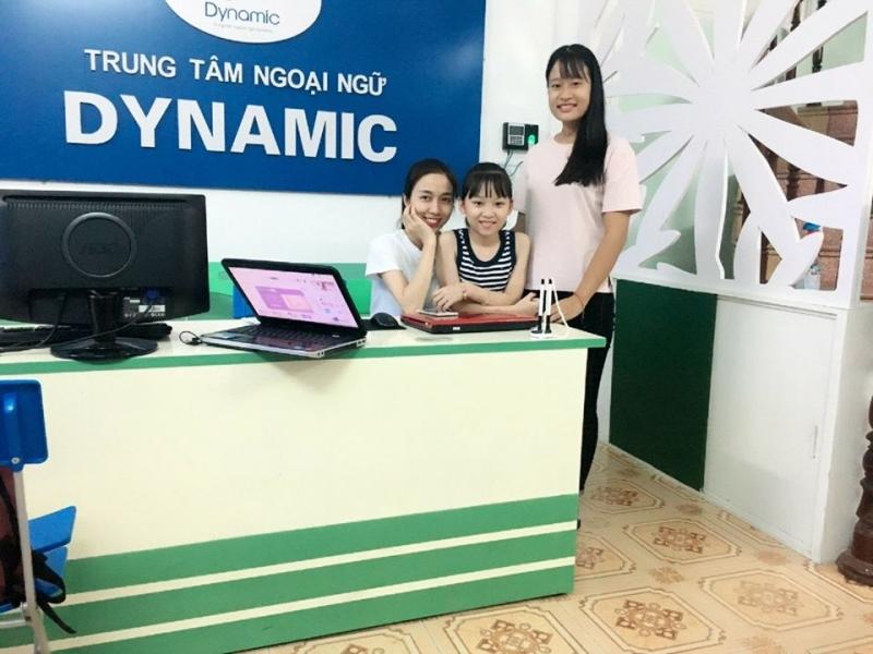 Trung Tâm Ngoại Ngữ Dynamic