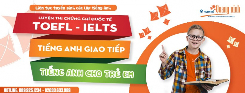 Trung tâm ngoại ngữ E-connect Quảng Ninh