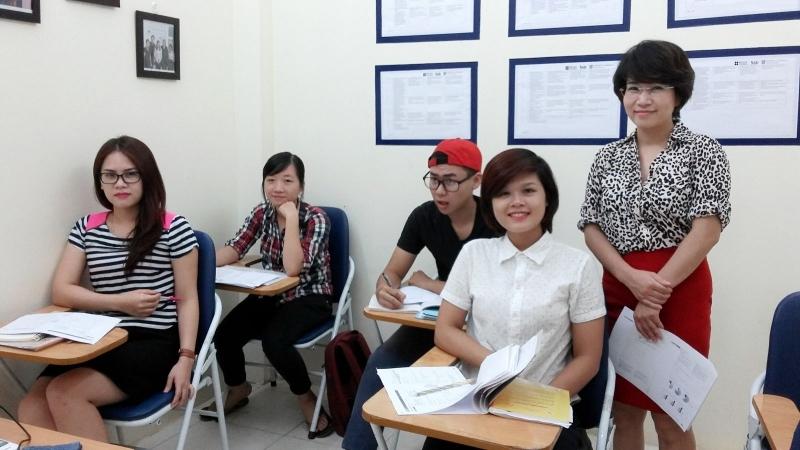 Trung tâm ngoại ngữ Full House