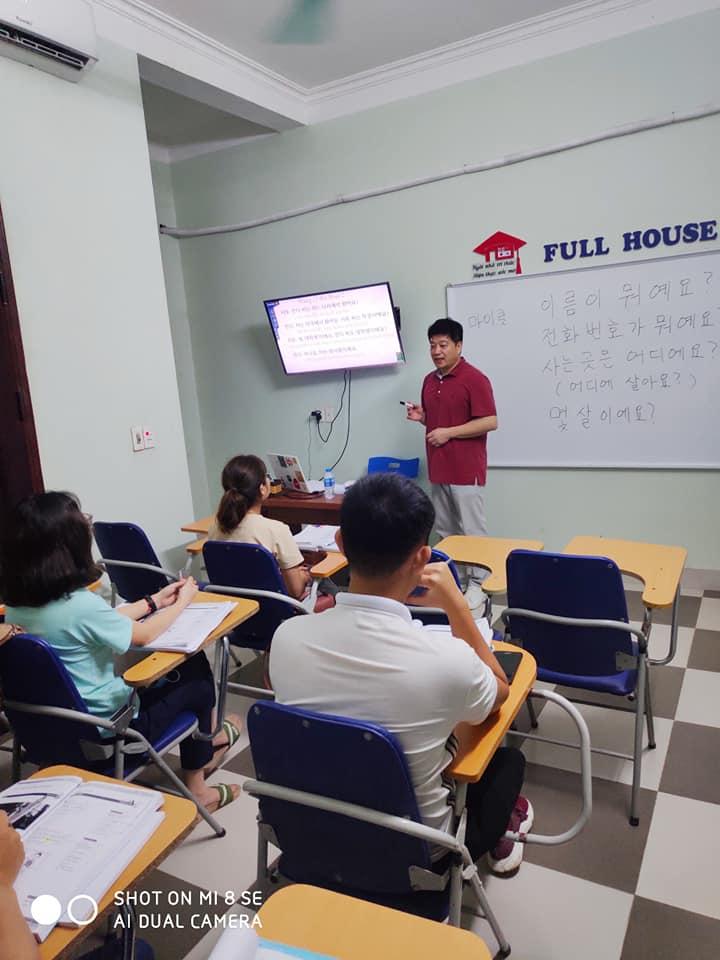 Top 9 trung tâm dạy tiếng Hàn tốt nhất tại Bắc Ninh