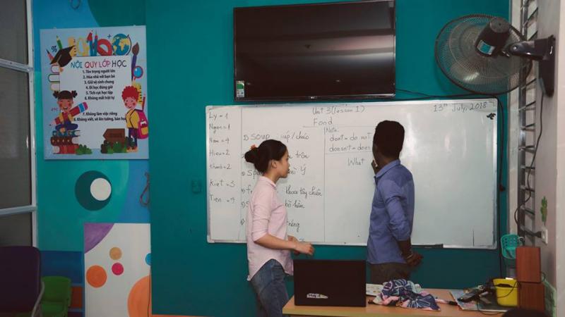 Trung tâm ngoại ngữ GEL - một trong những cơ sở luyện thi IELTS chất lượng tại Lào Cai