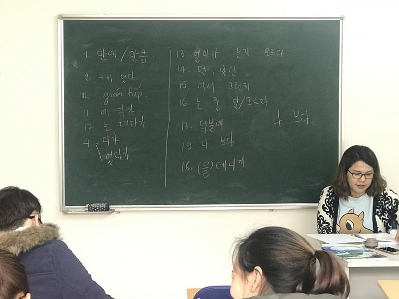 Trung tâm ngoại ngữ GTS