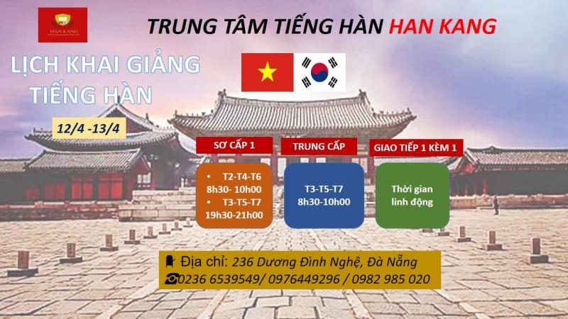 Trung tâm ngoại ngữ HanKang