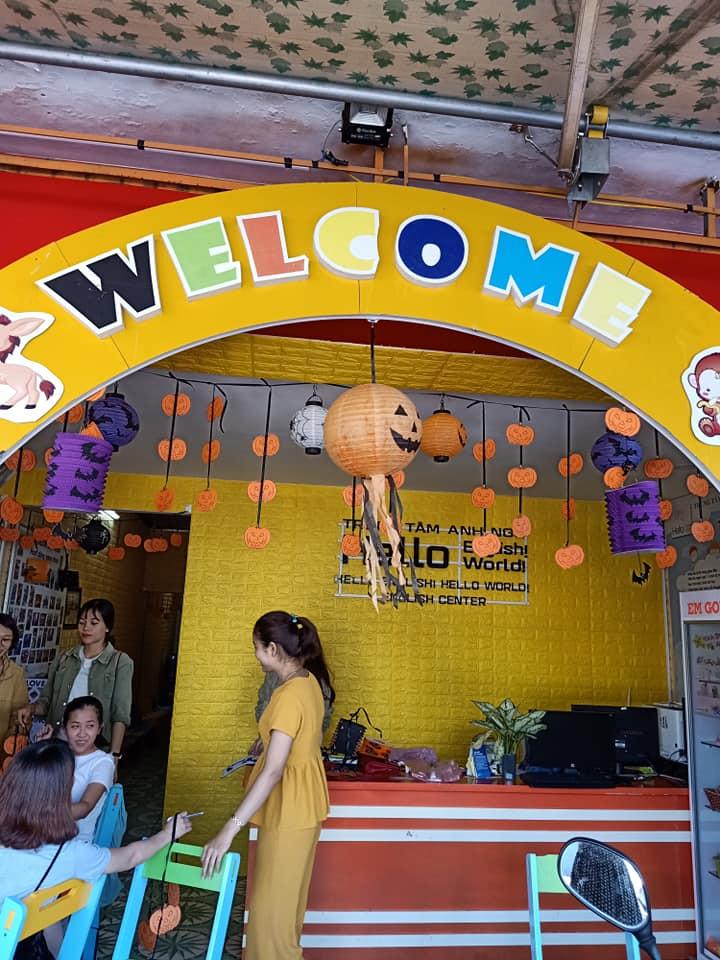 Trung tâm ngoại ngữ Hello English! Hello World!